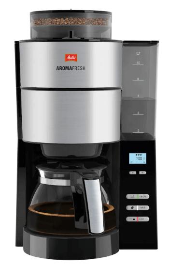 Melitta AromaFresh kaffemaskine med kværn