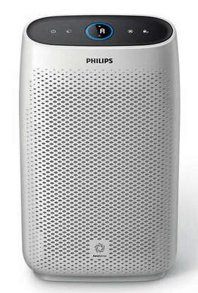 Philips AC1214-10 luftrenser test