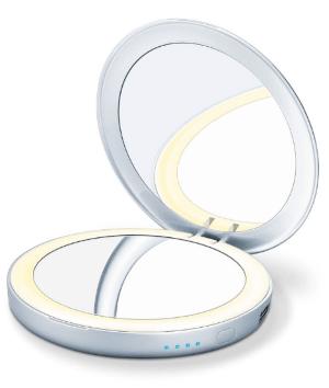 Beurer BS39 Makeup Spejl med powerbank