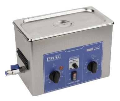 Emag EMMI 40HC Ultralydsrenser 250 W 4 l