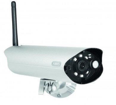 abus smart overvågningskamera
