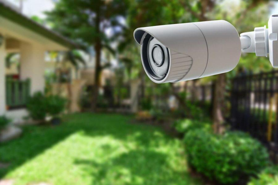 overvågningskamera test