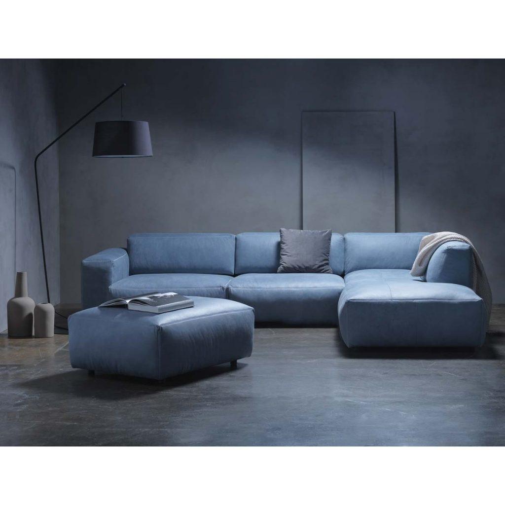 Minimalistisk flyder sofa Theca