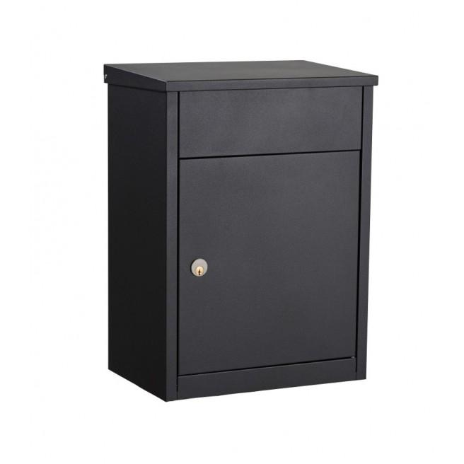 Allux 500 Pakkepostkasse til væg/stander