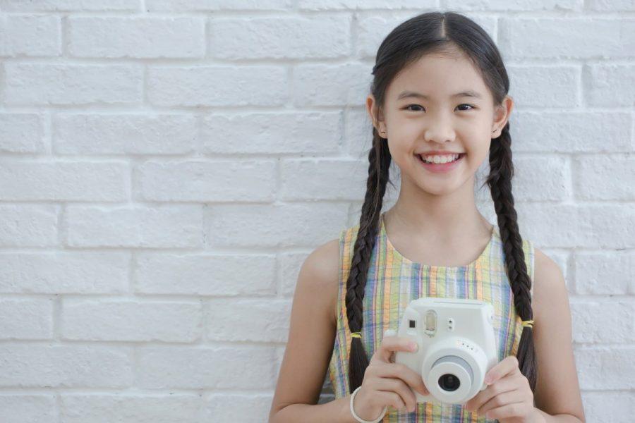 digital kamera til børn