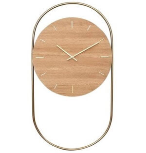 Andersen Furniture - A-wall Clock