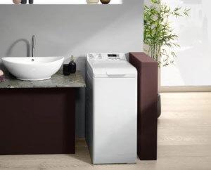 Electrolux lille vaskemaskine EW6T4326E2