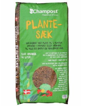Plantesæk fra Champost