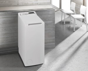 Whirlpool vaskemaskine DST7000N lille