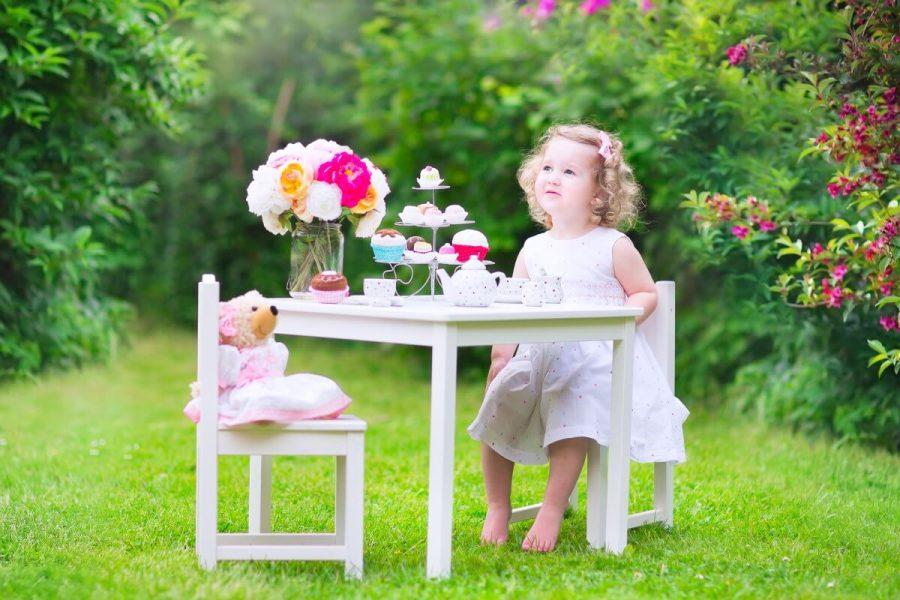 havemøbler til børn