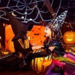 halloween pynt til halloweenfest