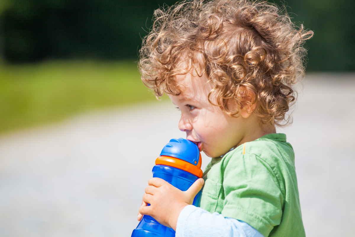 drikkedunk til børn